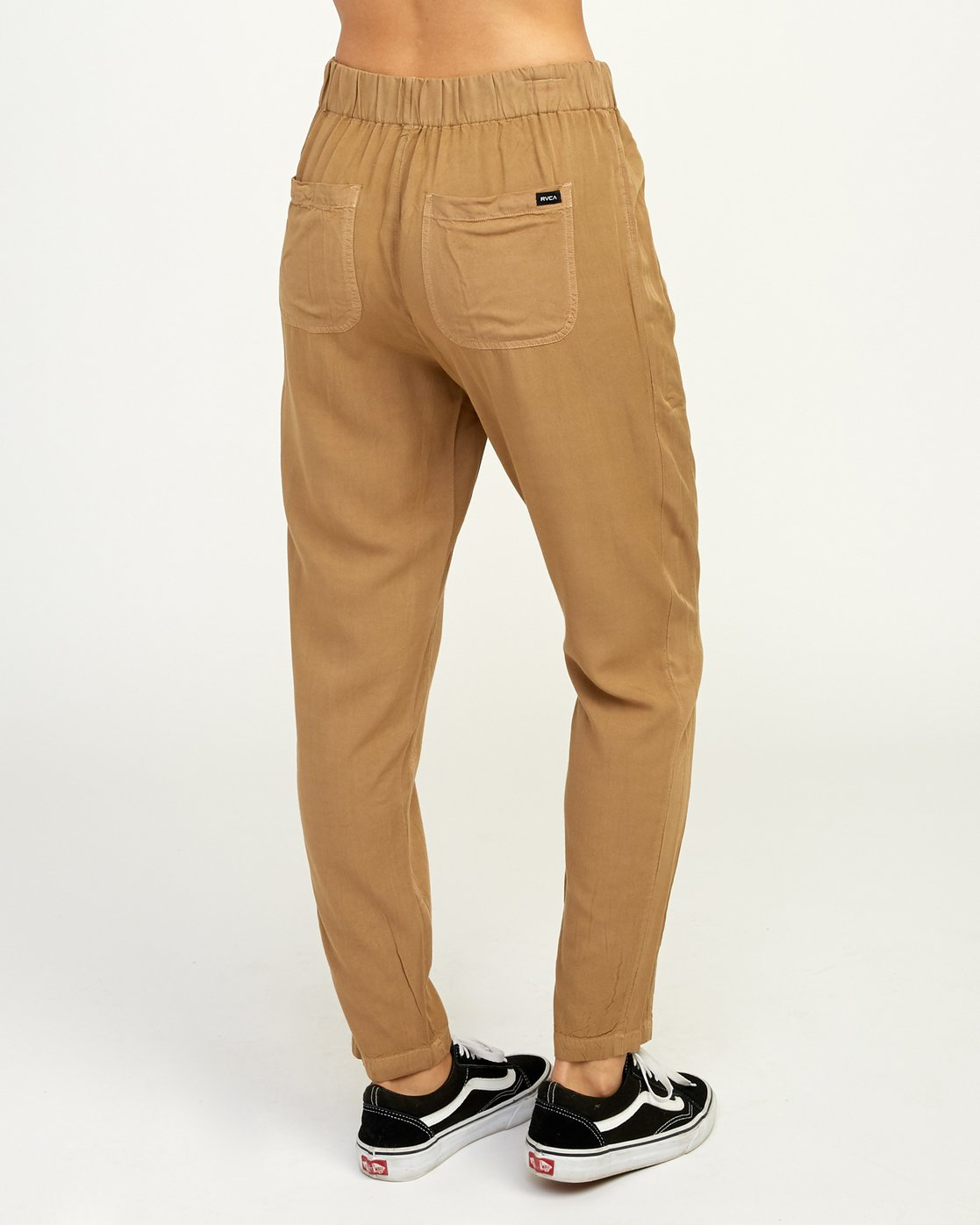 5 Chill Vibes Elastic Pant Beige W301PRCV RVCA