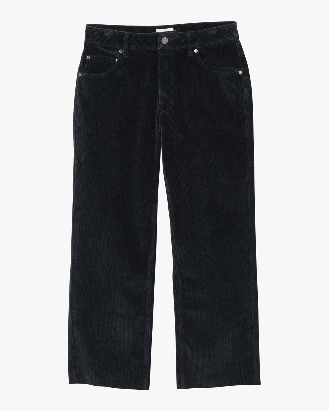 7 RVCA Tripod Wide Leg Pant Grey W301QRTR RVCA