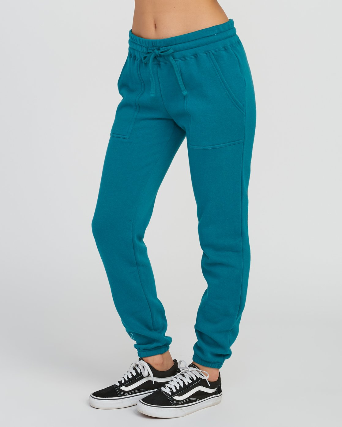 2 Pinner Fleece Sweat Pant Multicolor W322SRPI RVCA