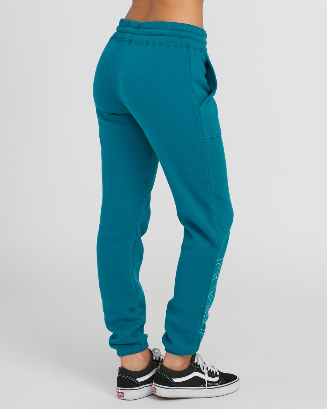 4 Pinner Fleece Sweat Pant Multicolor W322SRPI RVCA