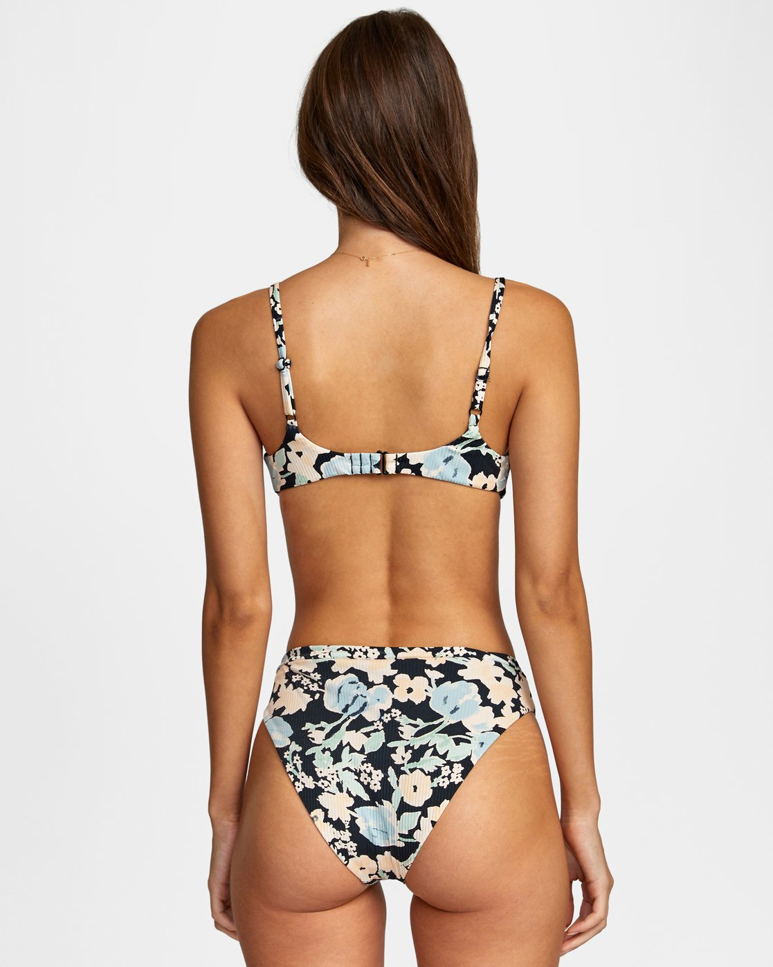 1 Spring Bound Bralette - Bikini Top for Women Black W3STRKRVP1 RVCA