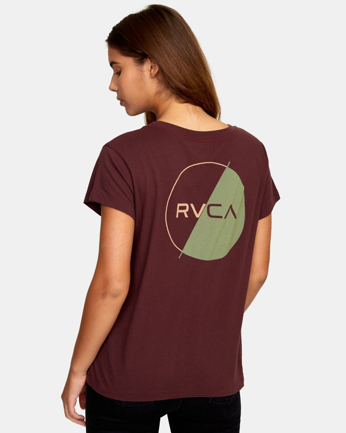 1 Lateral Pocket T-Shirt  W412WRLA RVCA