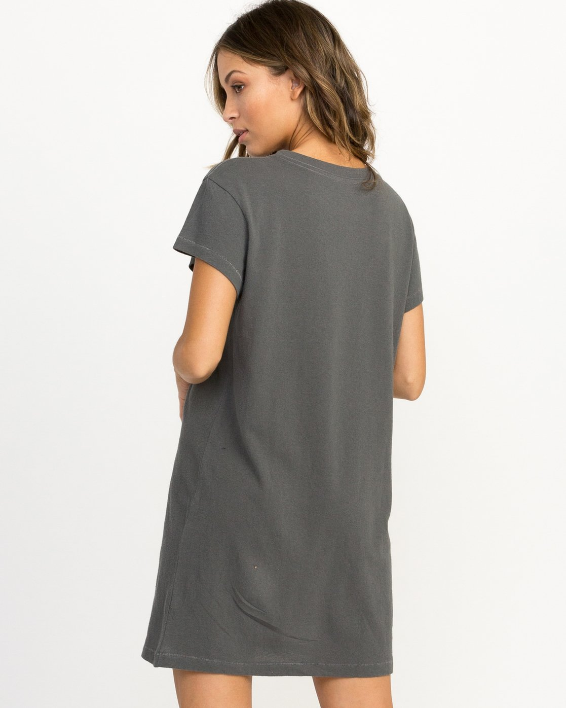 2 Bert Krak OE T-Shirt Dress  W426QRBE RVCA