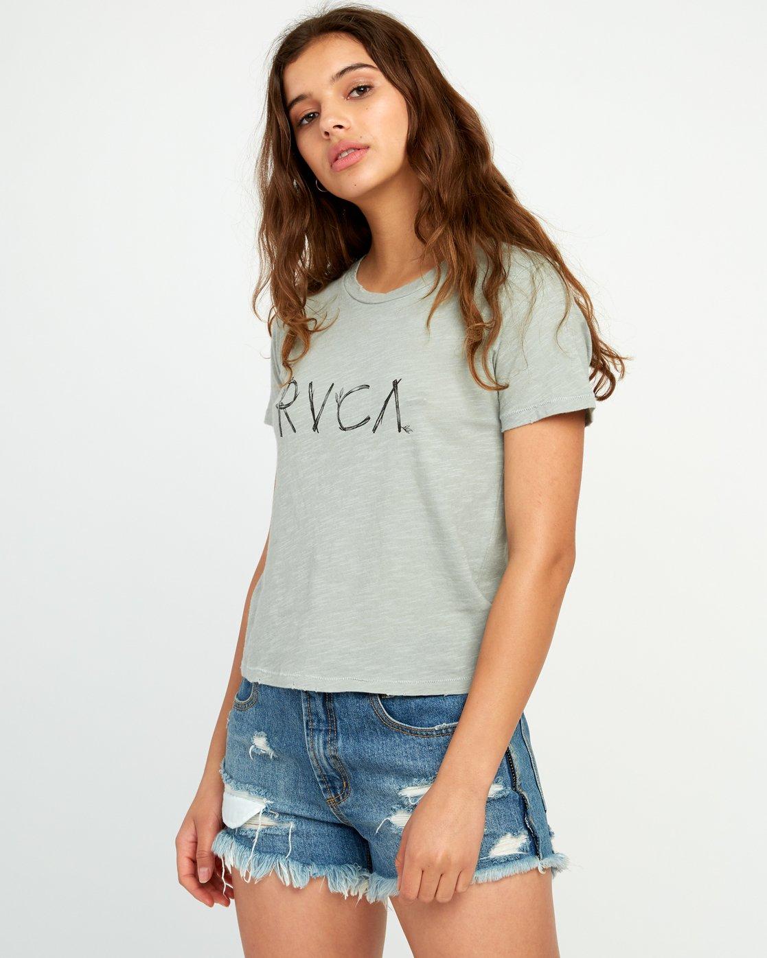 1 Jeff Mcmillan Twigs Baby T-Shirt  W443URTW RVCA