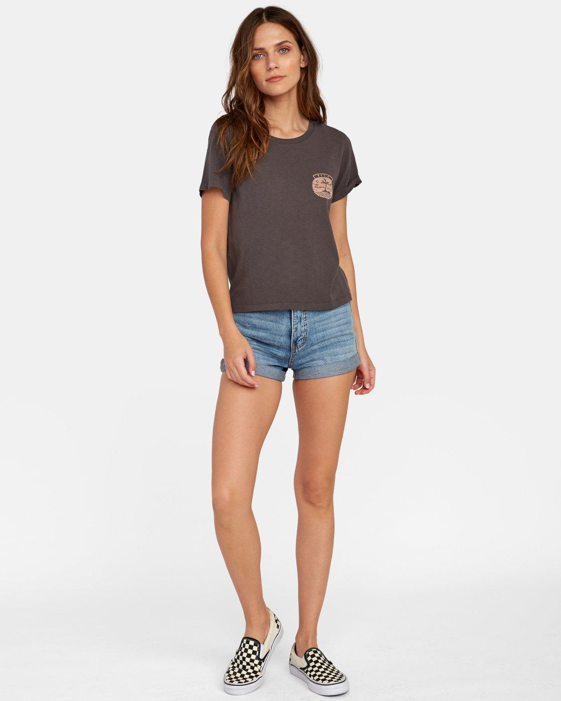 1 Traveler Baby T-Shirt Multicolor W447WRTR RVCA