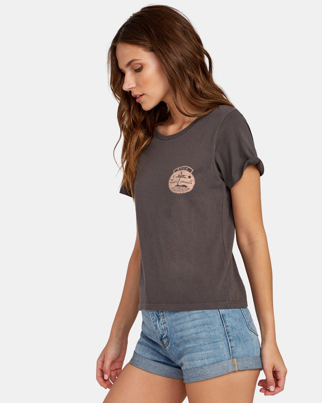 2 Traveler Baby T-Shirt Multicolor W447WRTR RVCA