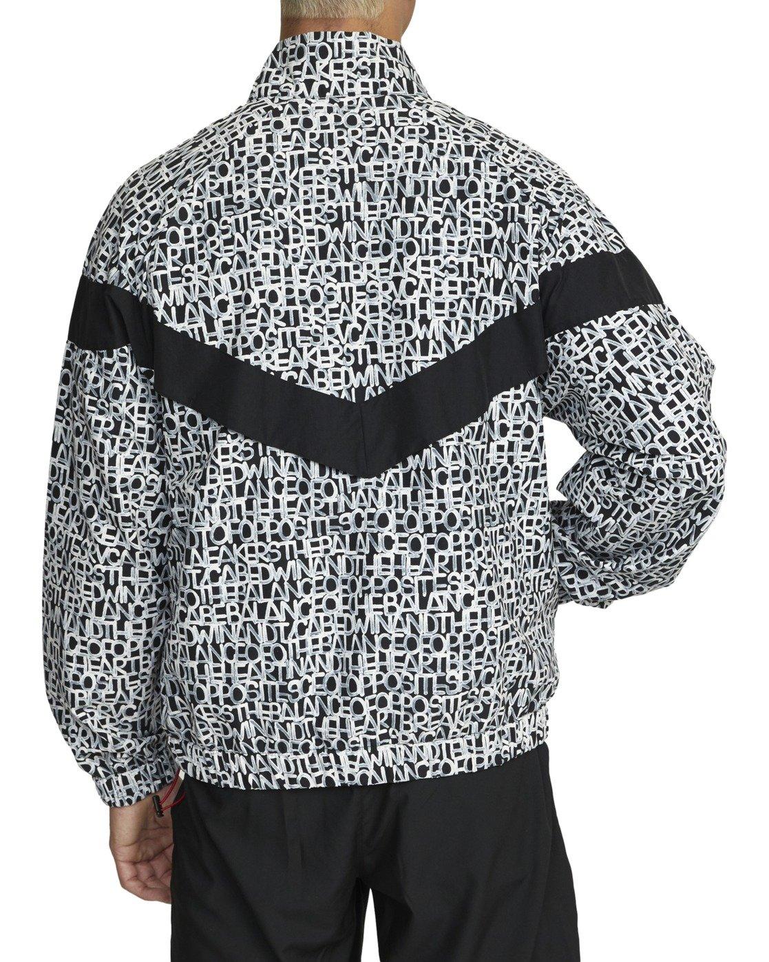 1 Bedwin IPFU - Track Jacket for Men Black W4JKMGRVP1 RVCA