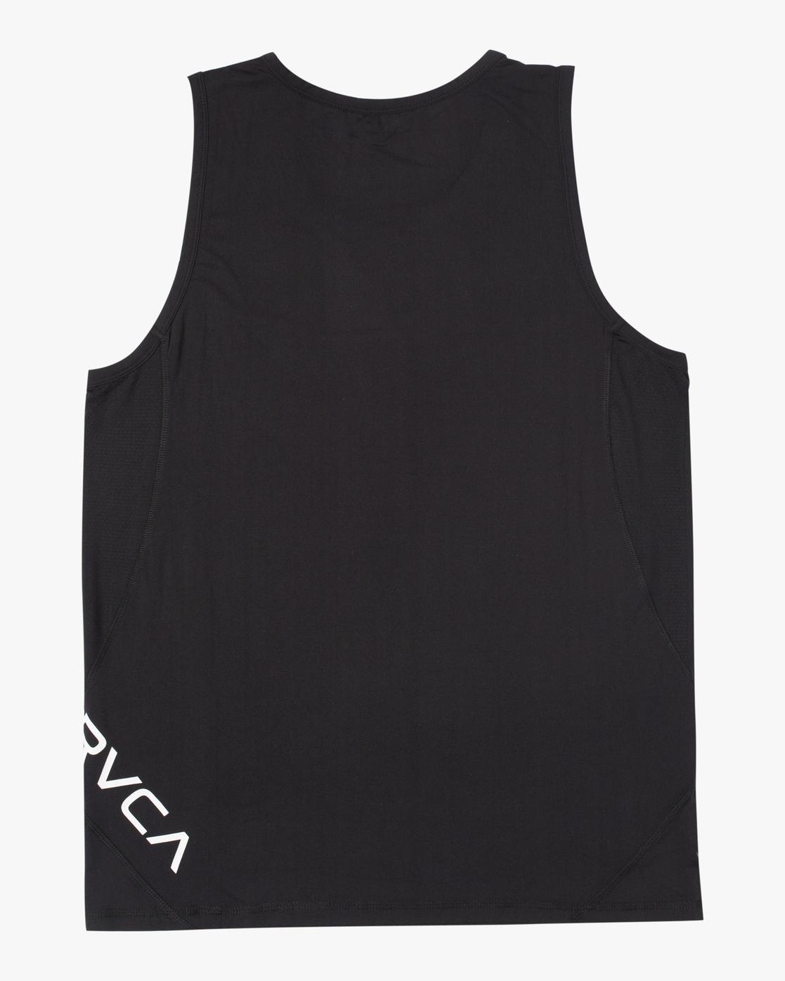 1 Sport Vent - T-shirt sans manches pour Homme Noir W4KTMCRVP1 RVCA
