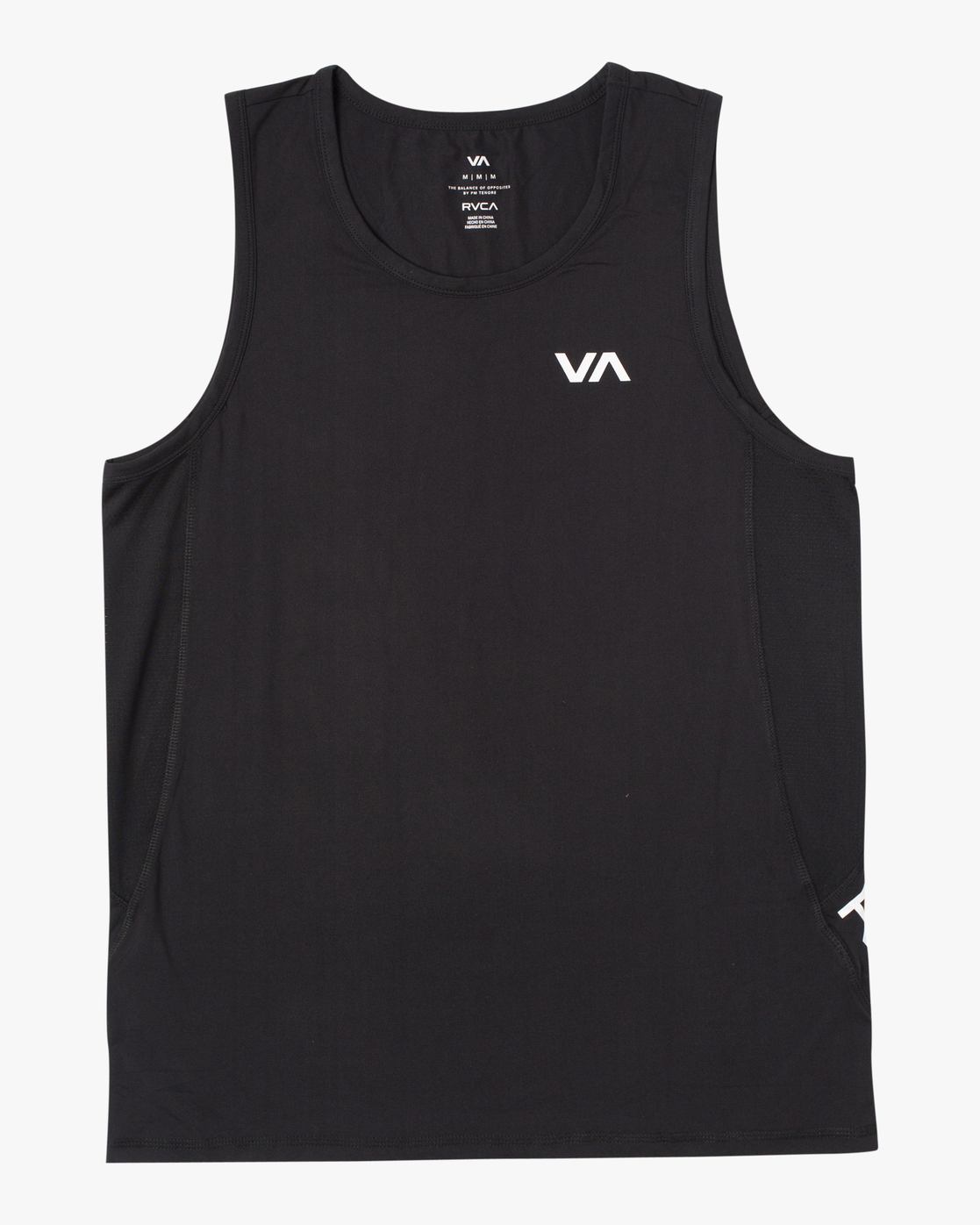 0 Sport Vent - T-shirt sans manches pour Homme Noir W4KTMCRVP1 RVCA