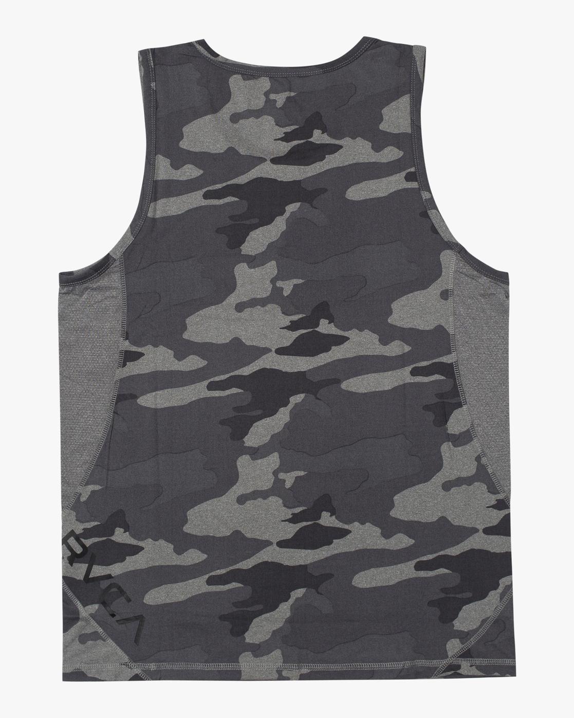1 Sport Vent - T-shirt sans manches pour Homme Camo W4KTMCRVP1 RVCA