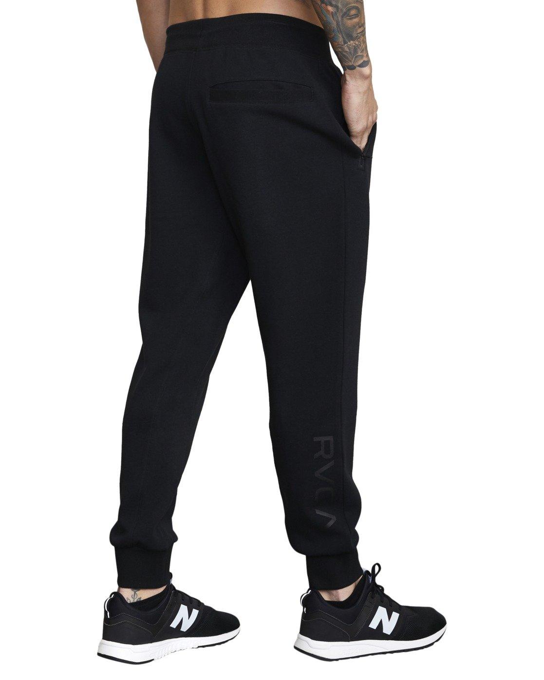 7 VA Sport Tech - Pantalon de jogging pour Homme Noir W4PTMCRVP1 RVCA