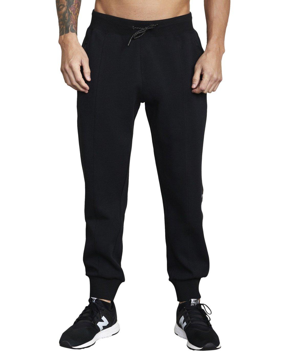 6 VA Sport Tech - Pantalon de jogging pour Homme Noir W4PTMCRVP1 RVCA