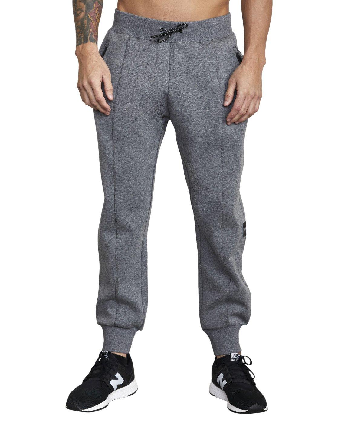 6 VA Sport Tech - Pantalon de jogging pour Homme Gris W4PTMCRVP1 RVCA