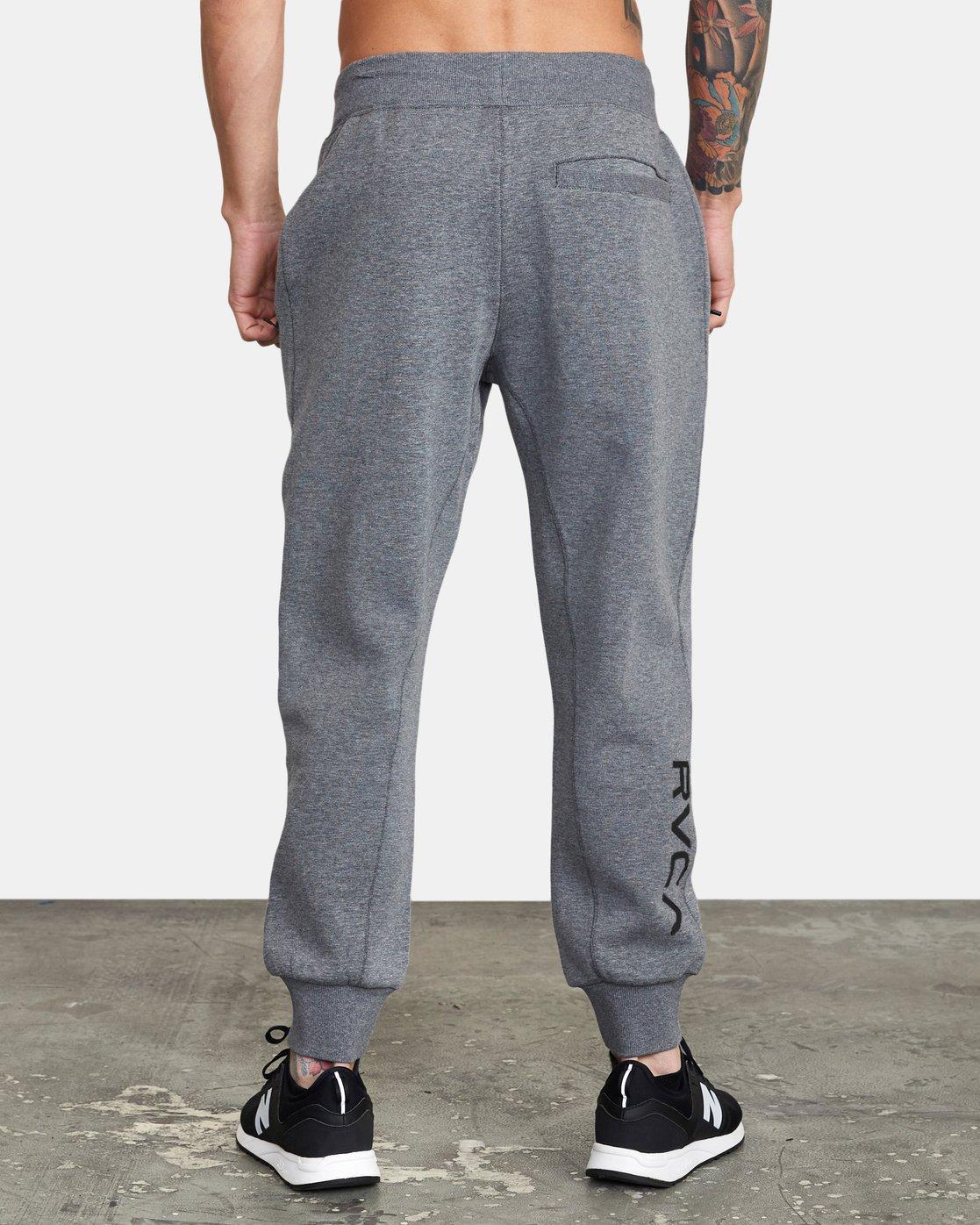 1 VA Sport Tech - Pantalon de jogging pour Homme Gris W4PTMCRVP1 RVCA