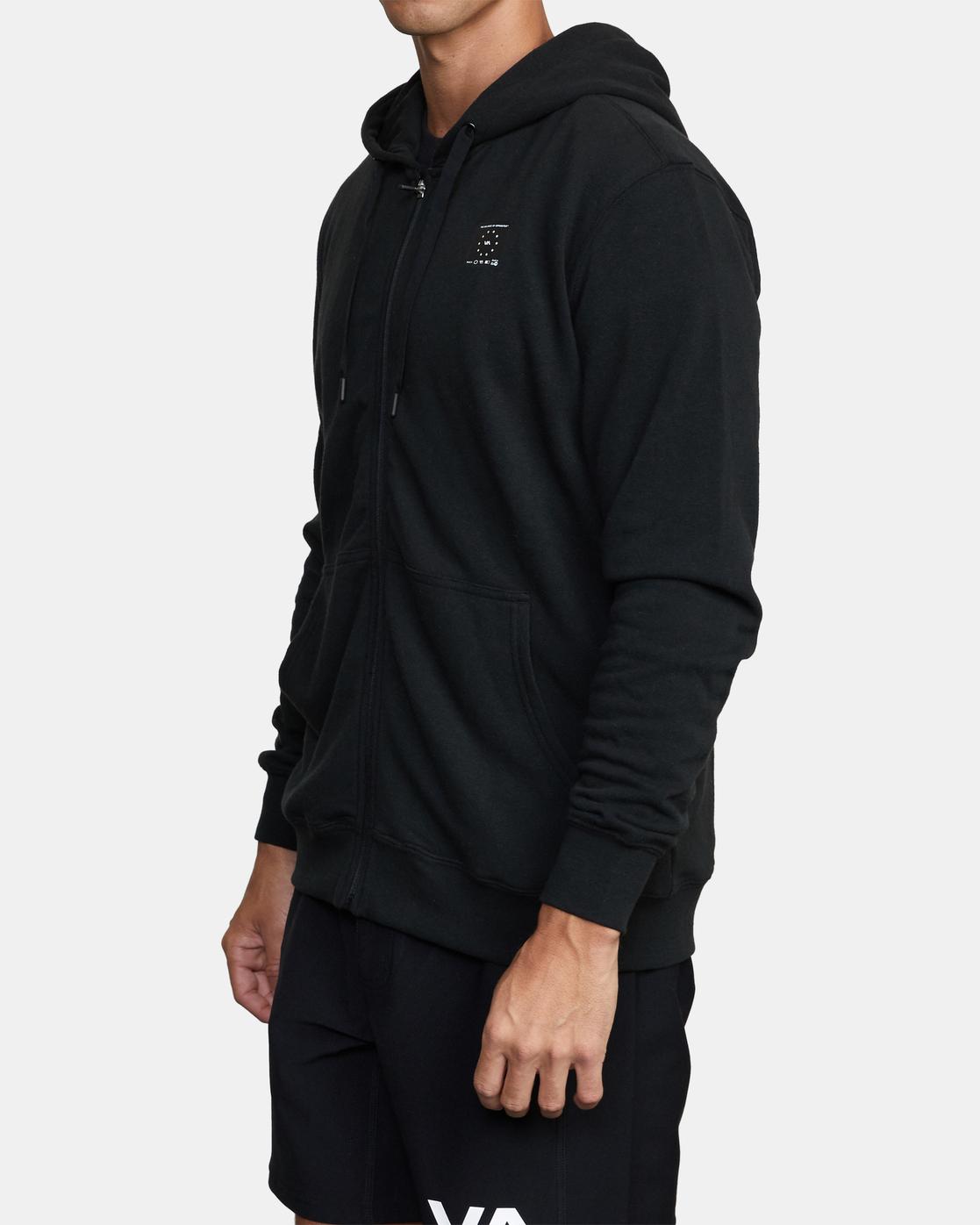 2 VA Sport Swift Box - Hoodie for Men Black W4ZHMARVP1 RVCA