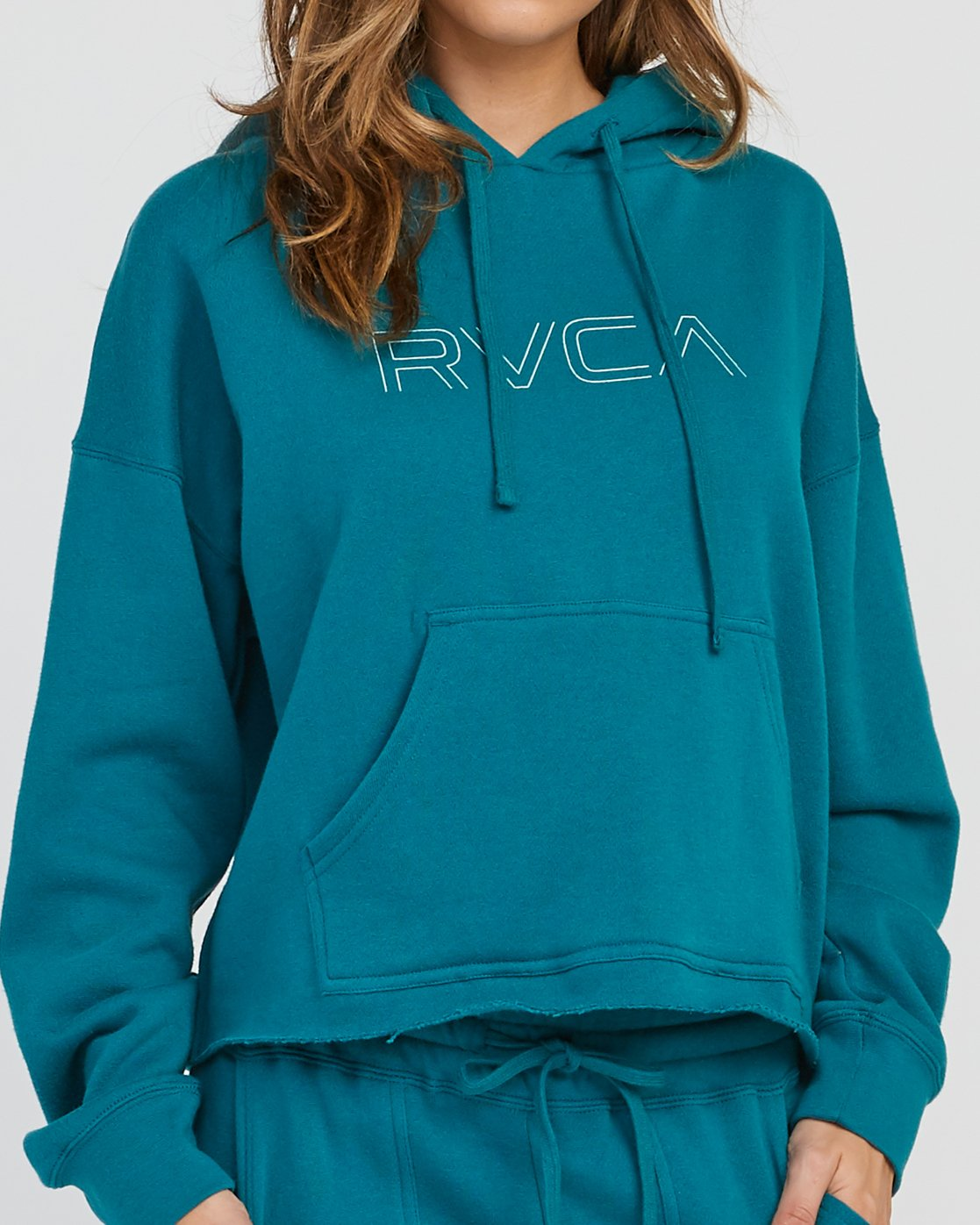 3 Pinner Cropped Hoodie Multicolor W621SRPI RVCA