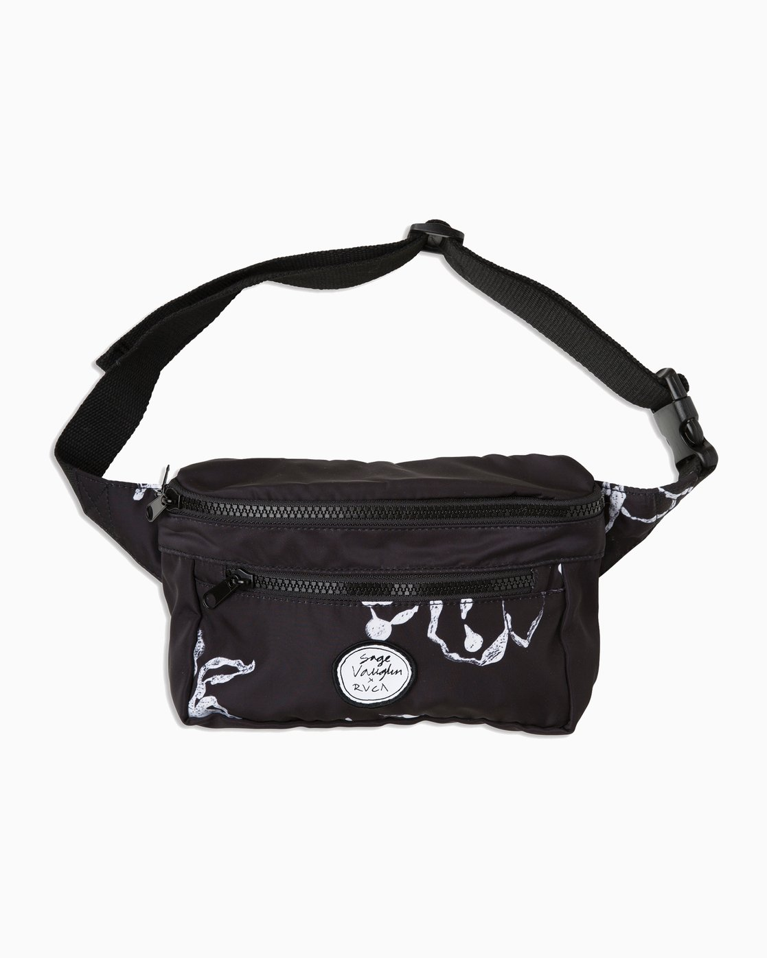 1 Sage Vaughn Symbolize Bum Bag Black WABGTRSY RVCA