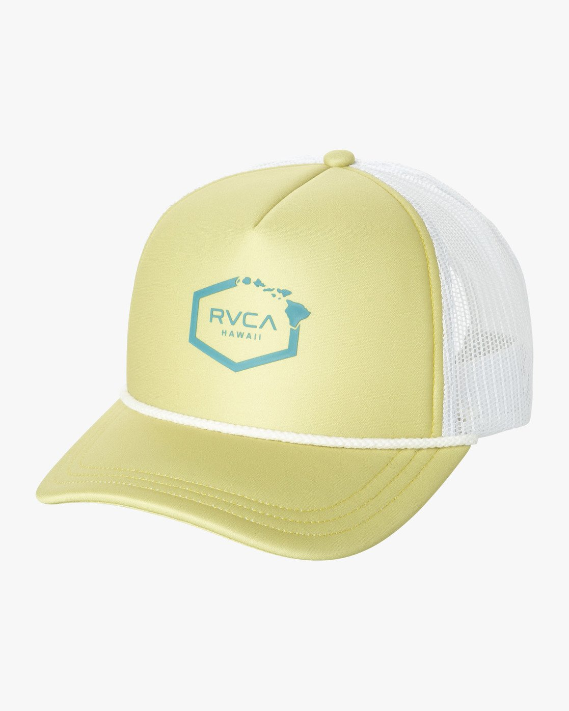 0 ISLAND HEX TRUCKER Yellow WAHW1RIH RVCA