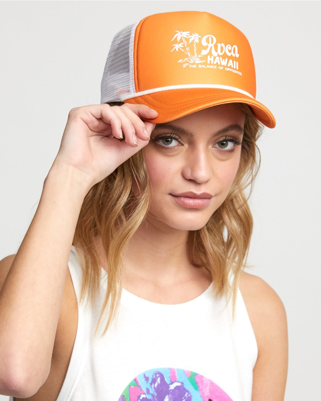 1 TROPICAL HAT Multicolor WAHW3RTR RVCA