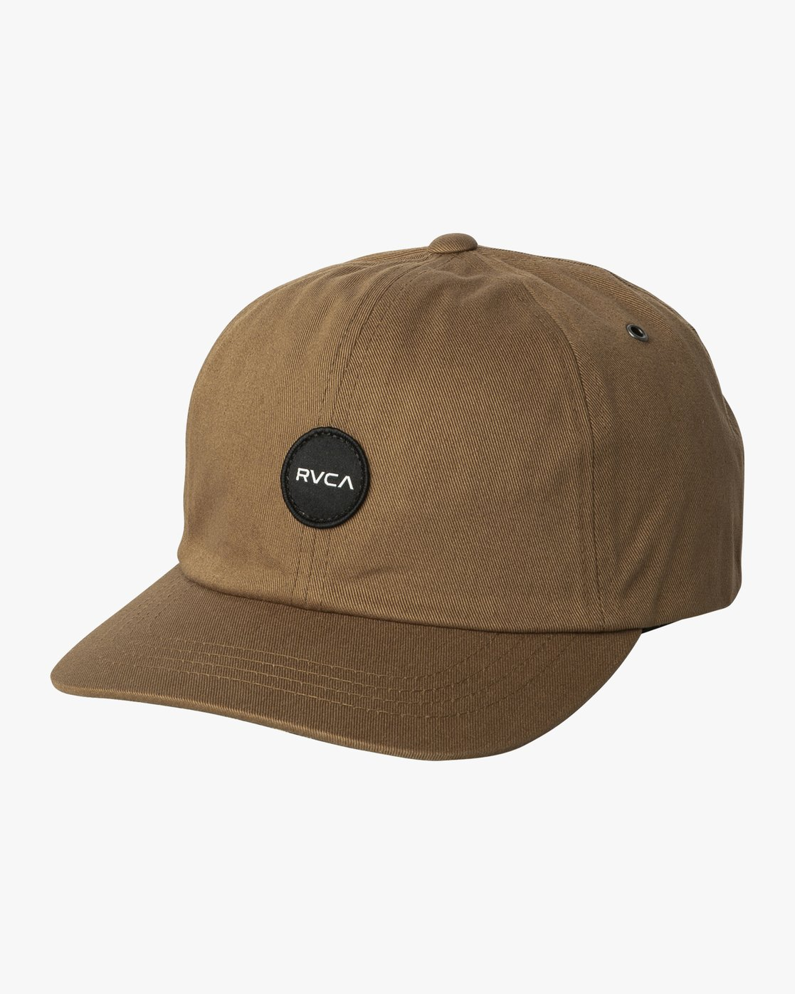 0 Hexed Dad Hat Yellow WAHWSRHE RVCA