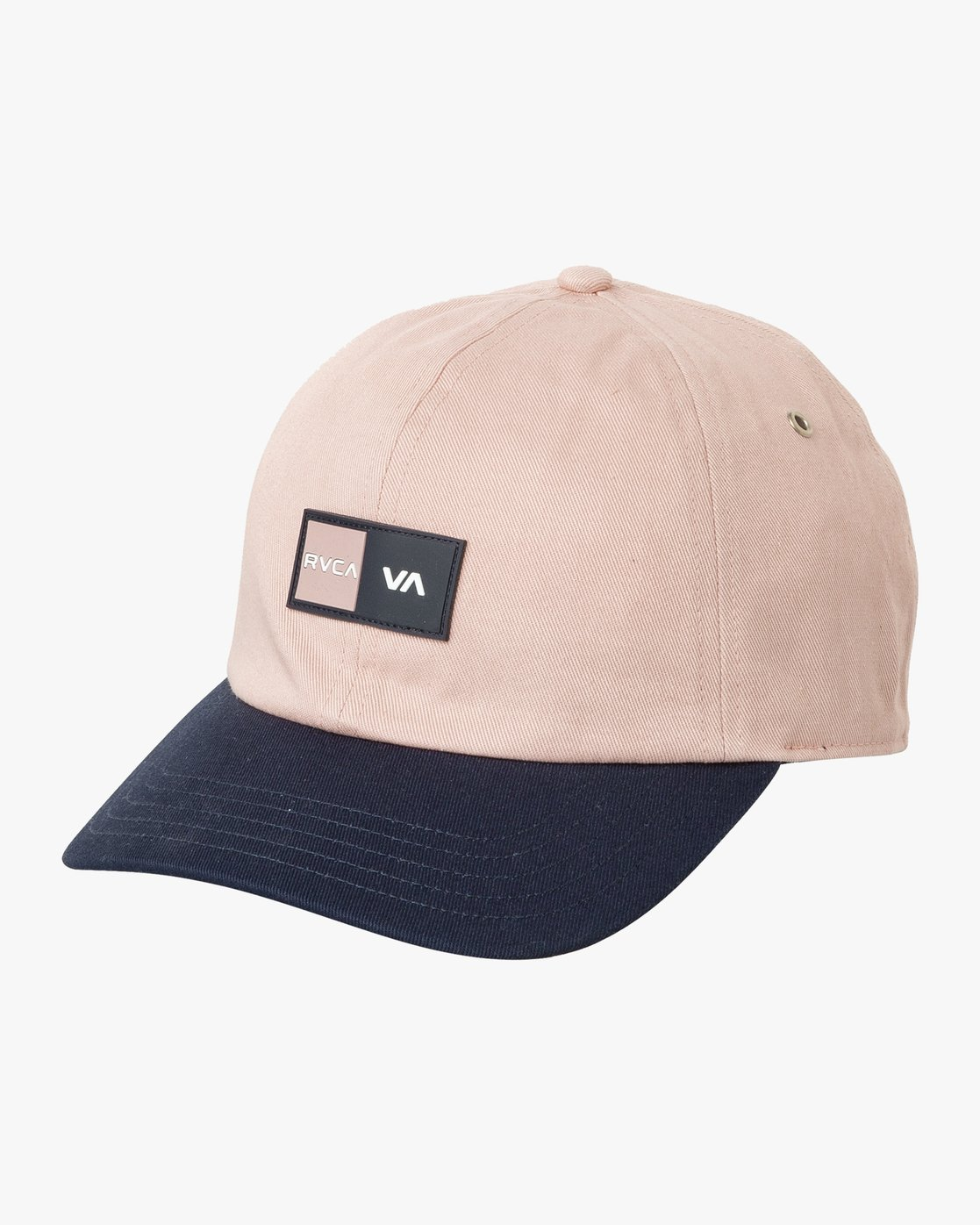 0 Exy Dad Hat Pink WAHWTRED RVCA