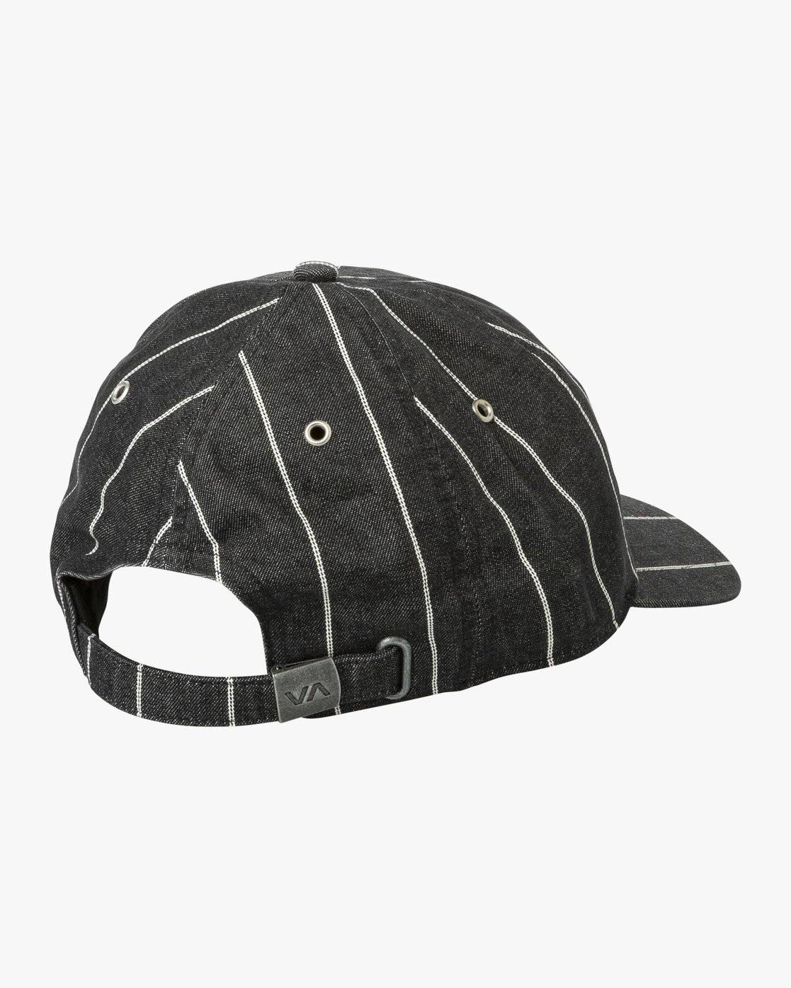 1 Holla Dad Hat Black WAHWTRHO RVCA