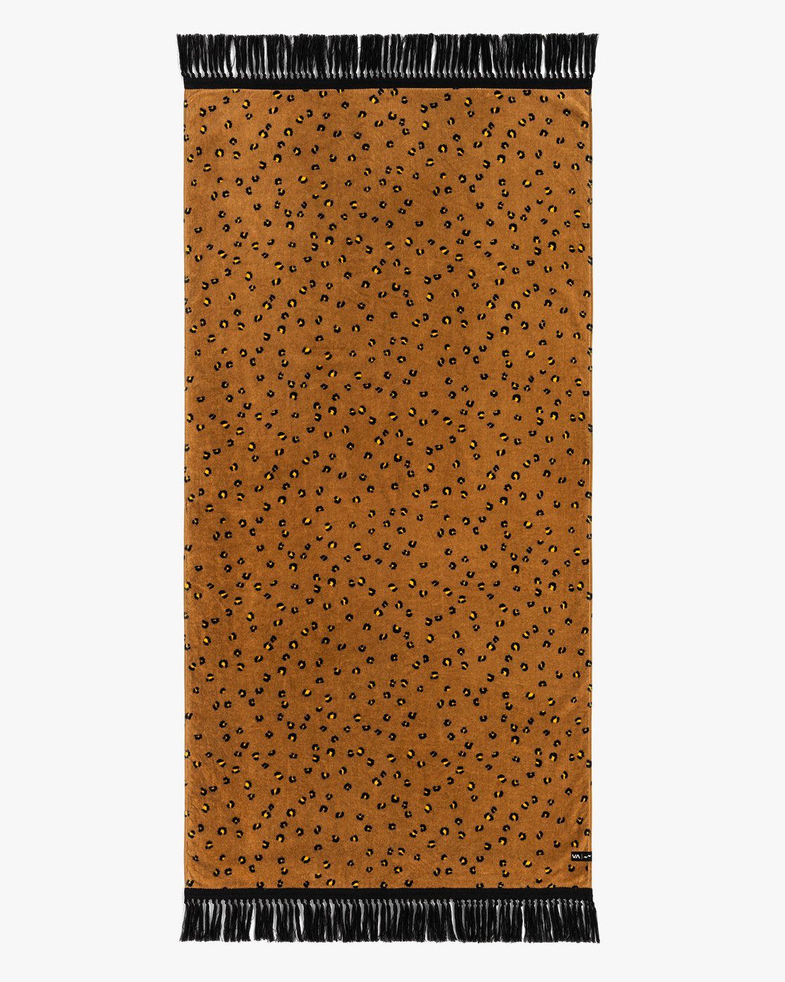0 CHITAH PRINT TOWEL Grey WATW1RCP RVCA