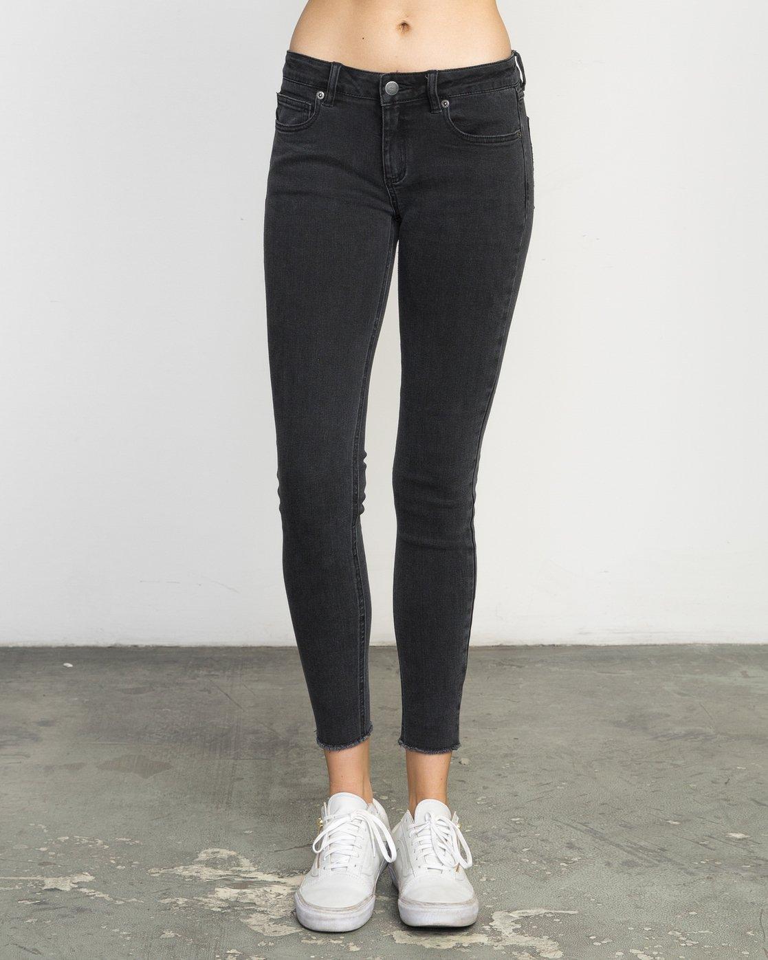 0 Dayley Mid Rise Denim Jeans  WCDP02DA RVCA