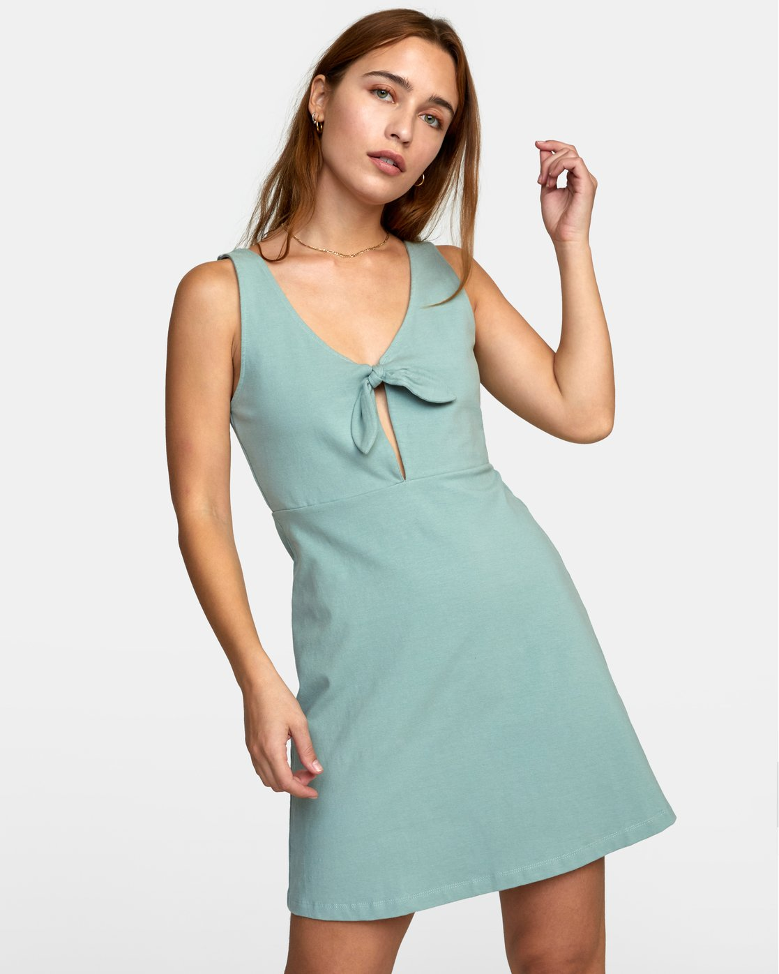 3 DENZEL DRESS Blue WD012RDE RVCA
