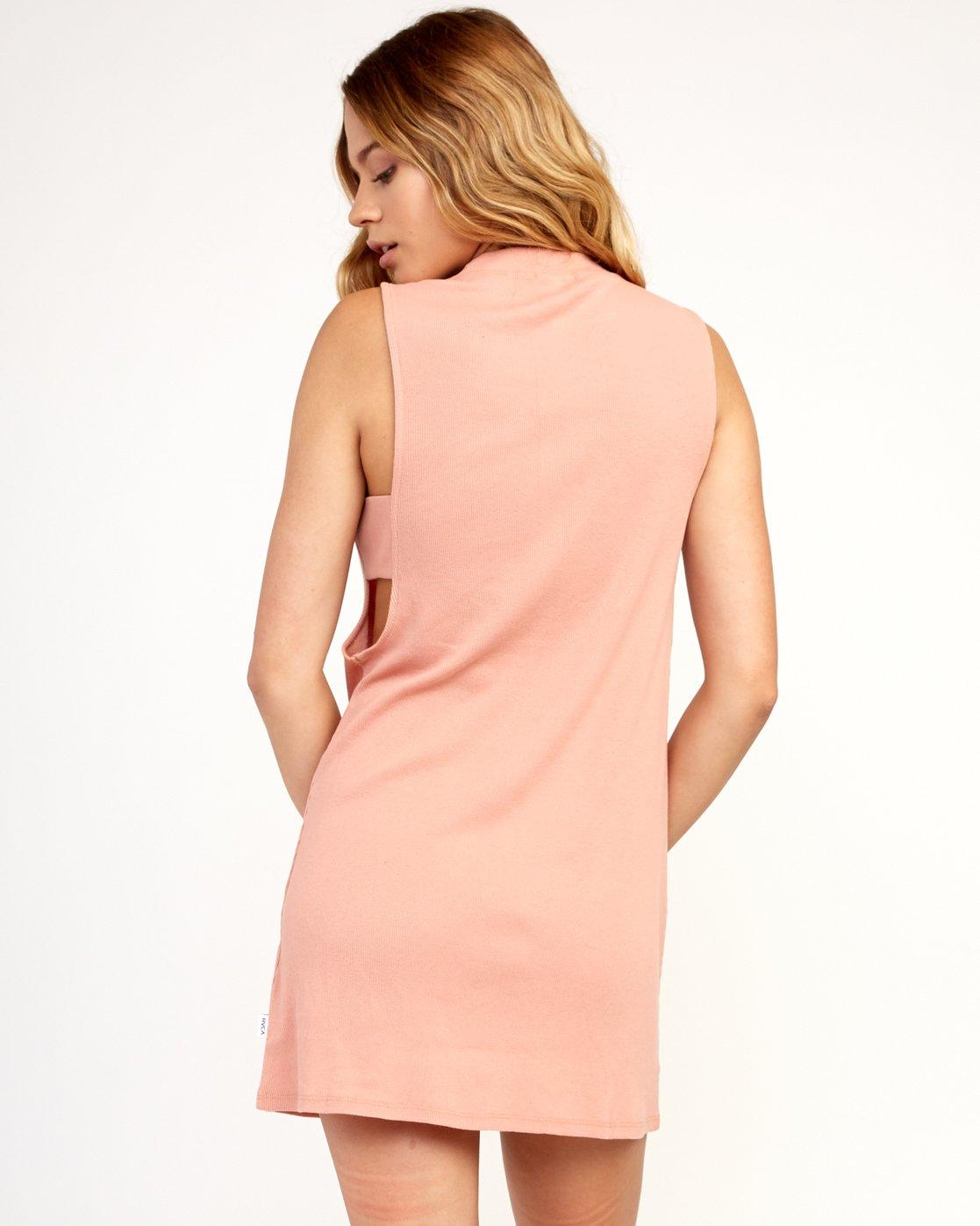 3 Talin Dress Brown WD03TRTA RVCA