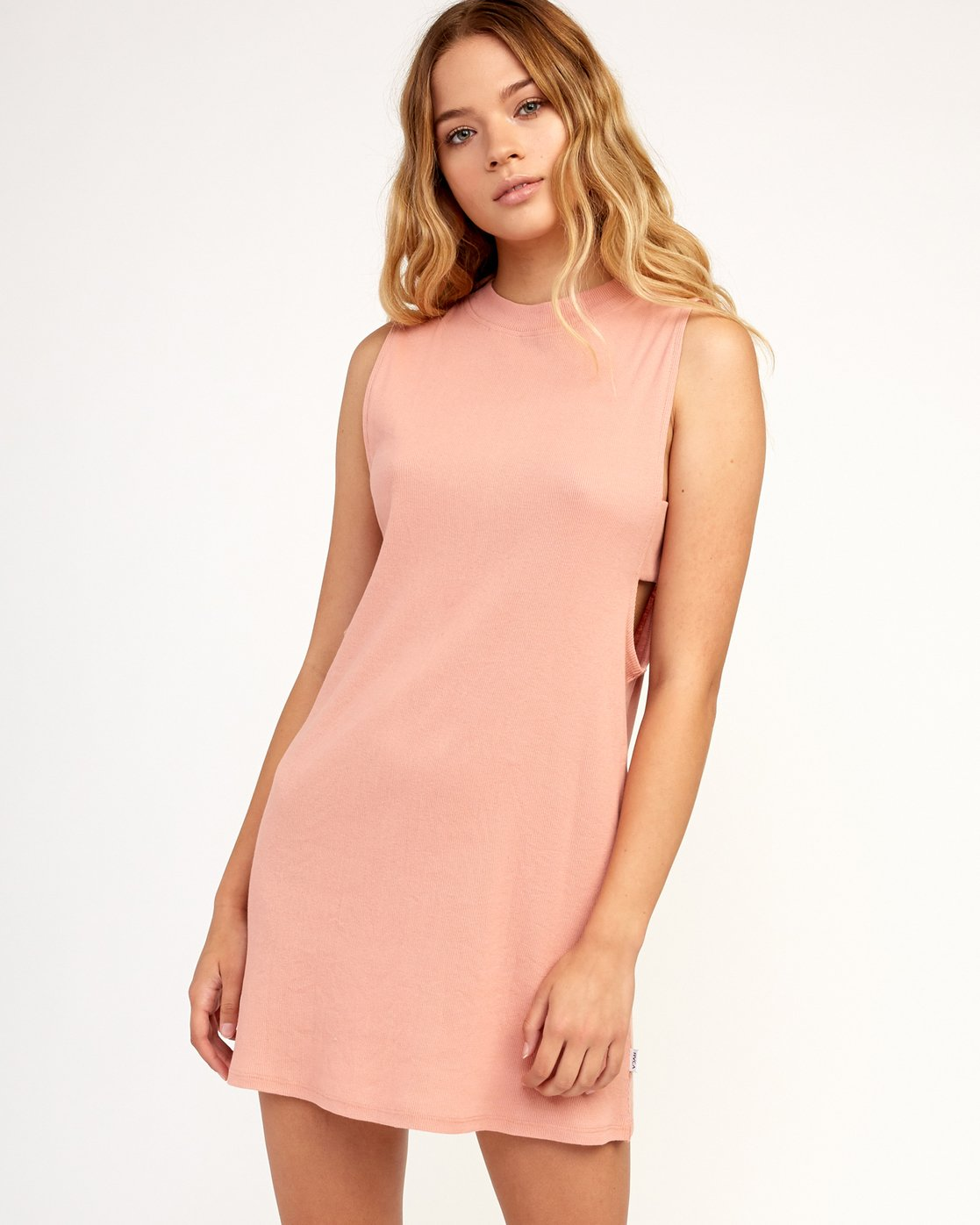 1 Talin Dress Brown WD03TRTA RVCA