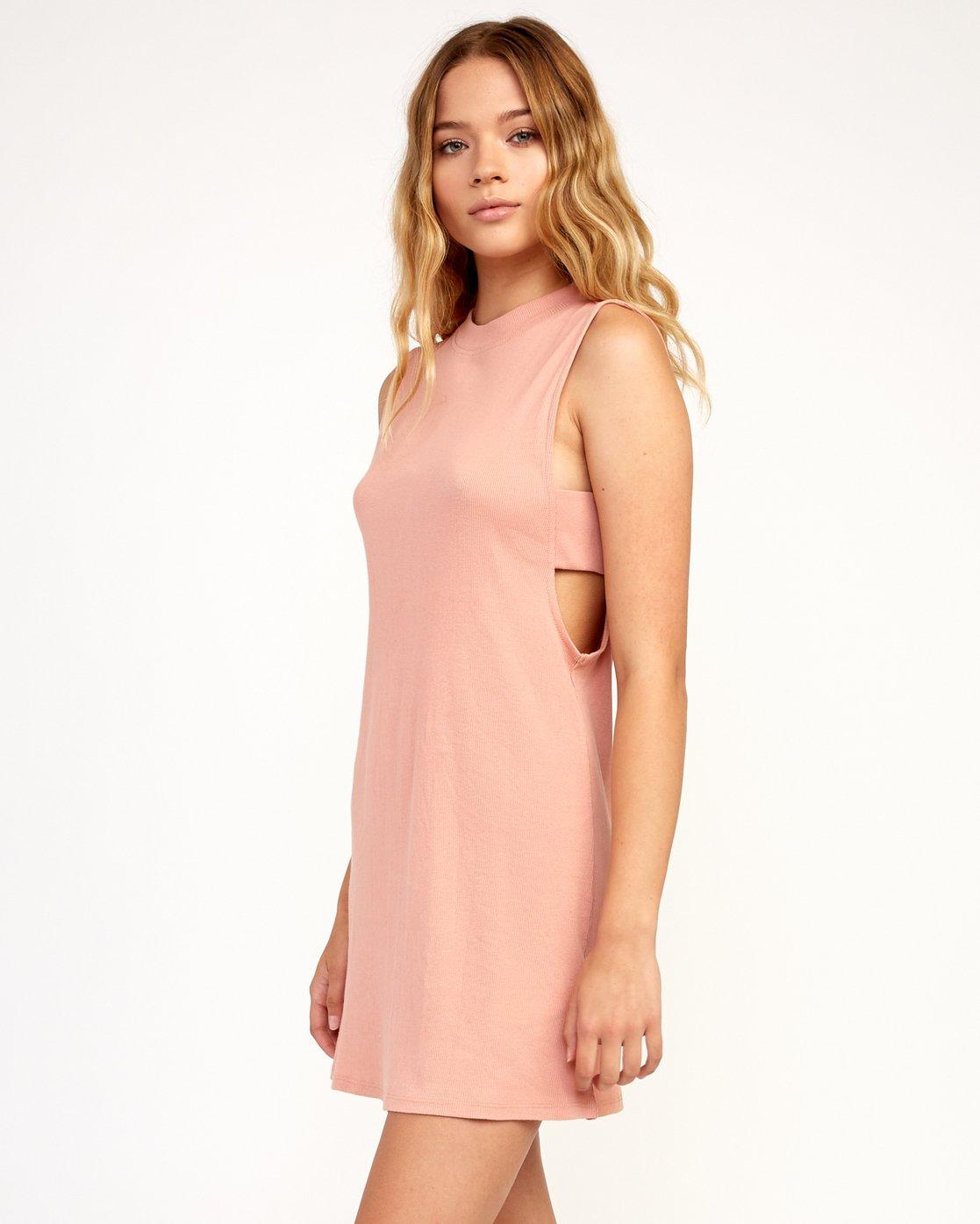 2 Talin Dress Brown WD03TRTA RVCA