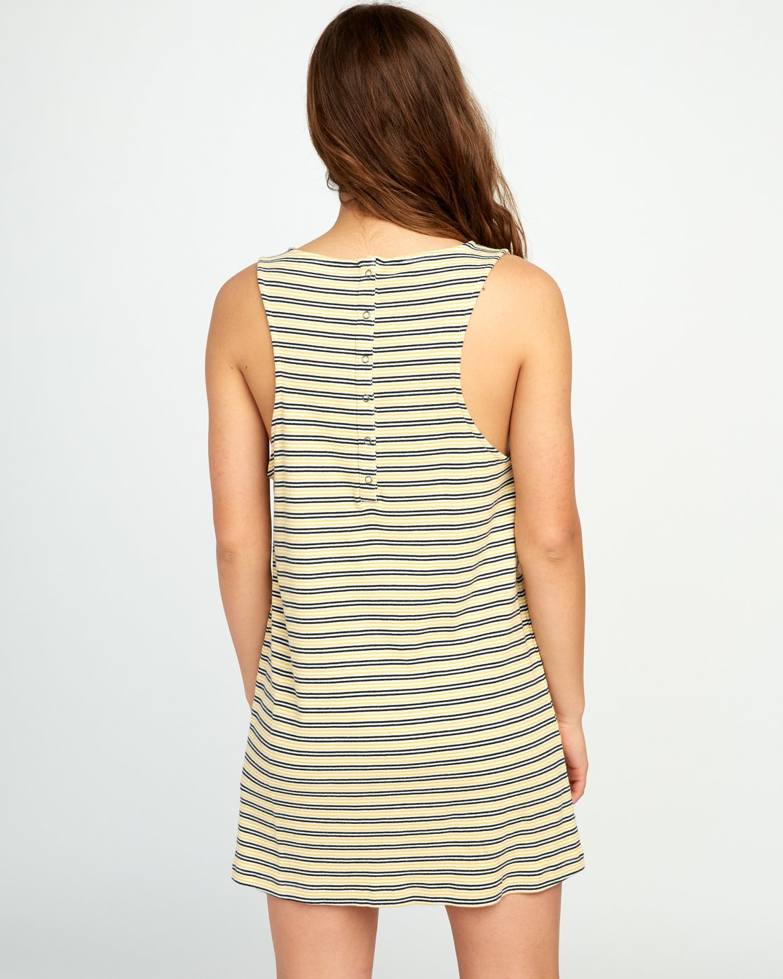 1 On The Fence Shift Dress  WD11URON RVCA