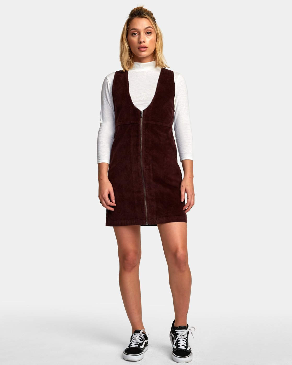 5 North Corduroy Jumper Dress  WD11WRFU RVCA