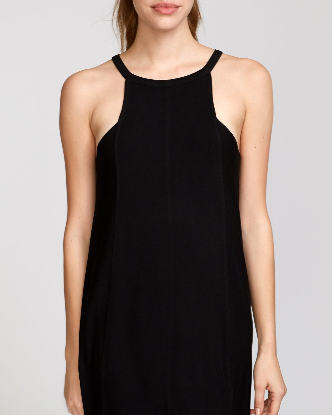 4 Bailey Knit Dress Black WD12VRBA RVCA