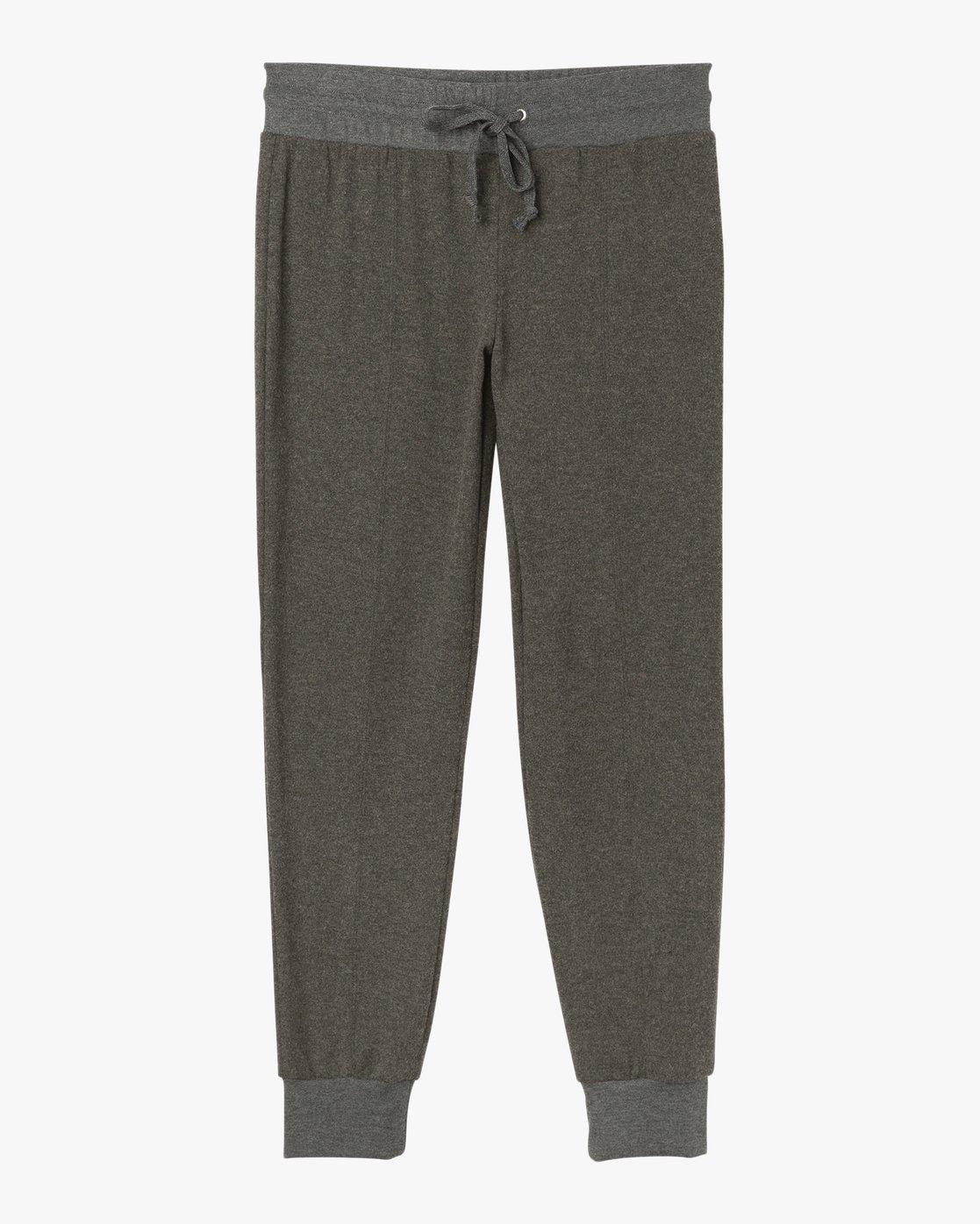 3 Kick It Fleece Pant Grey WL02SRKI RVCA