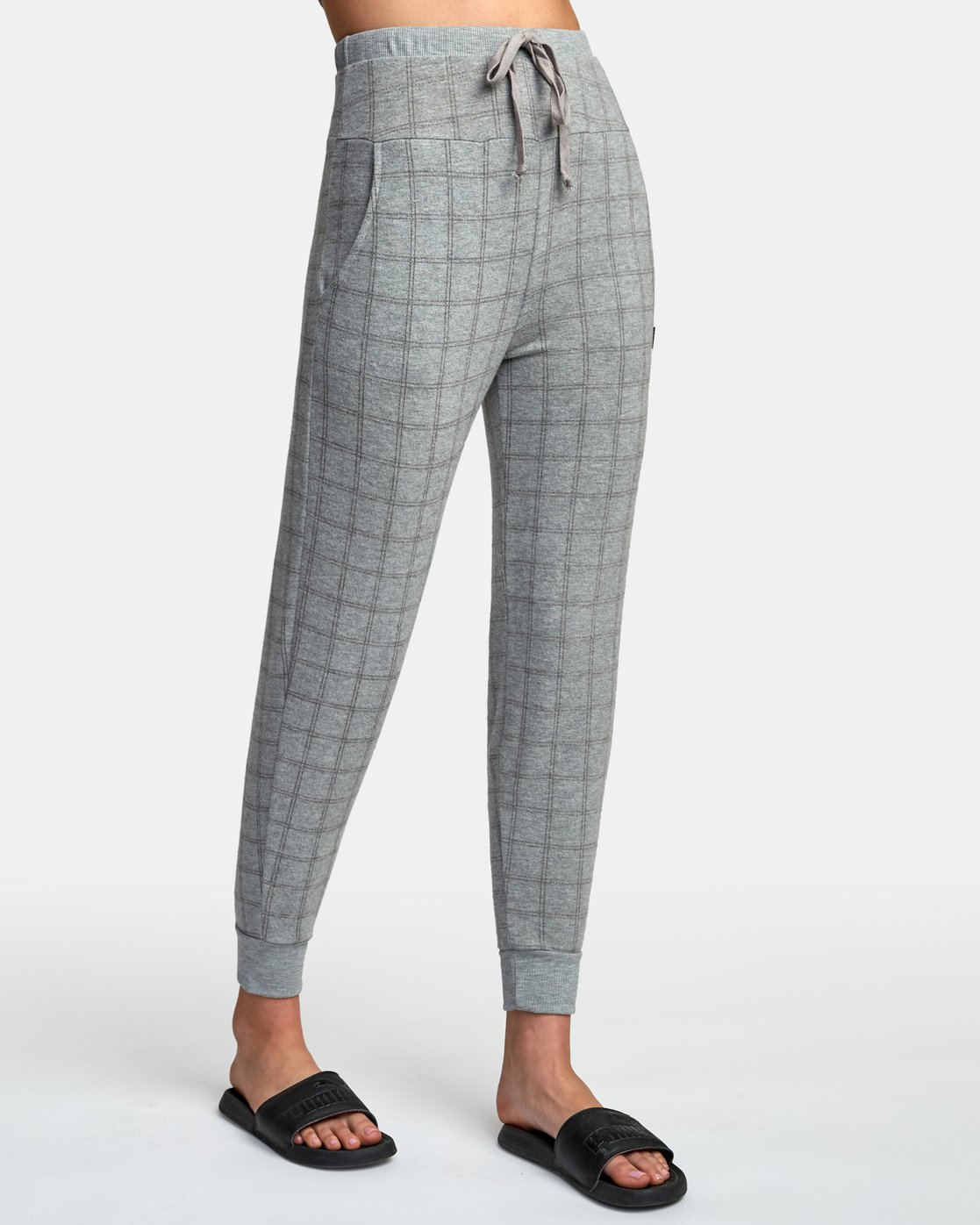 1 Cadence Lounge Pants Grey WL02WRCA RVCA