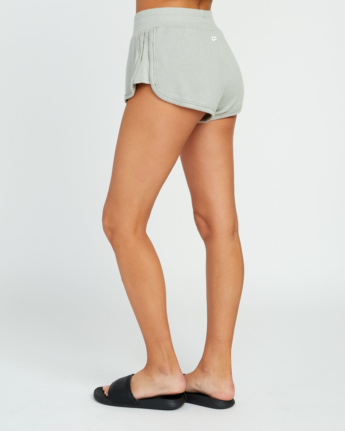 3 Daydream Knit Elastic Short Green WL07URDS RVCA