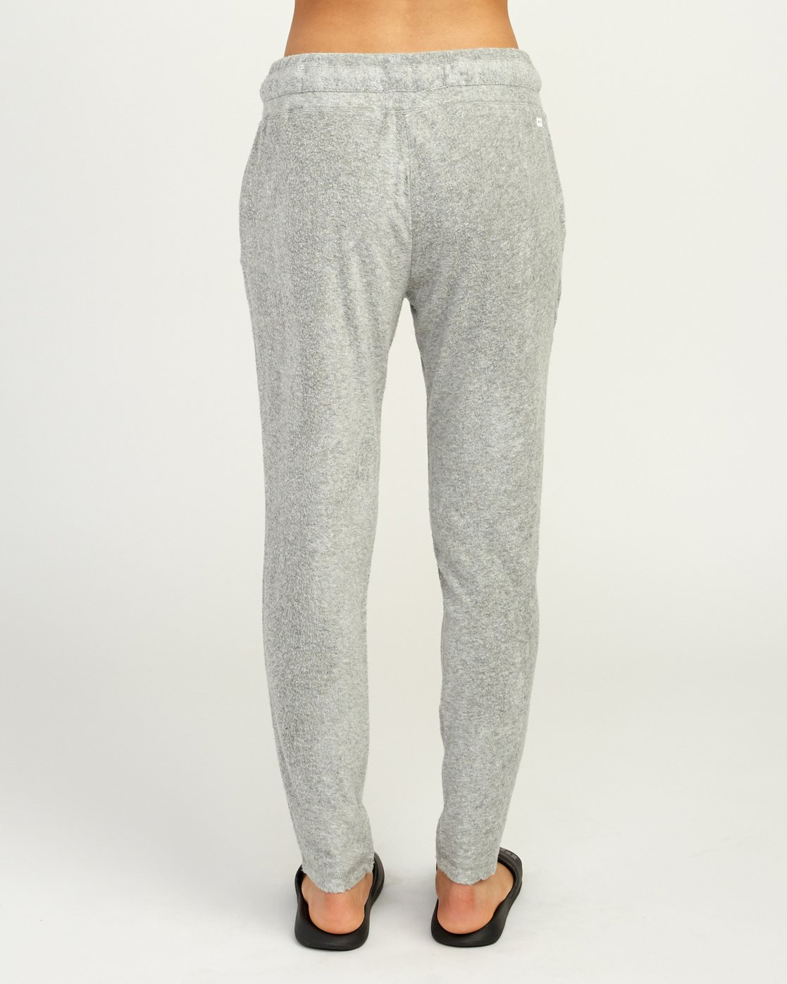 4 Whisper Fleece Pant Grey WL11TRWP RVCA