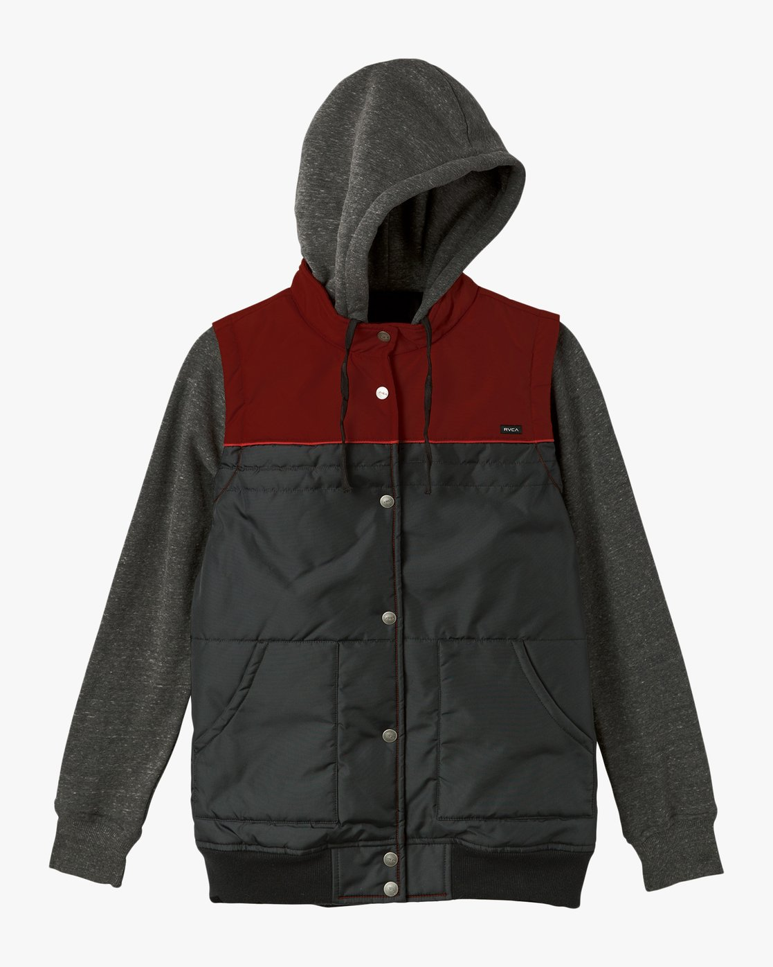 4 Former Colorblocked Jacket  WLFF04FO RVCA