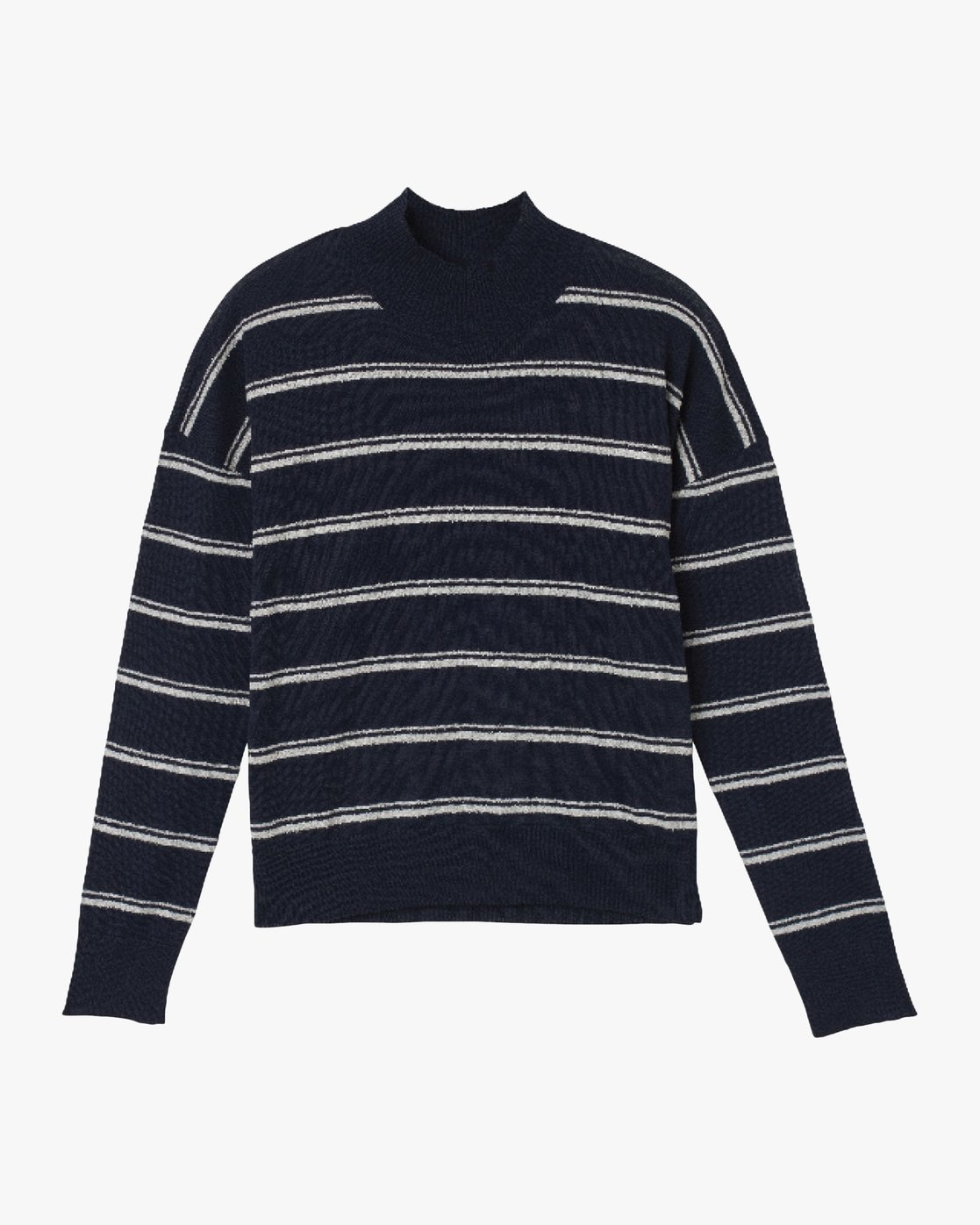 4 Armed Striped Sweater Blue WV01QRAR RVCA