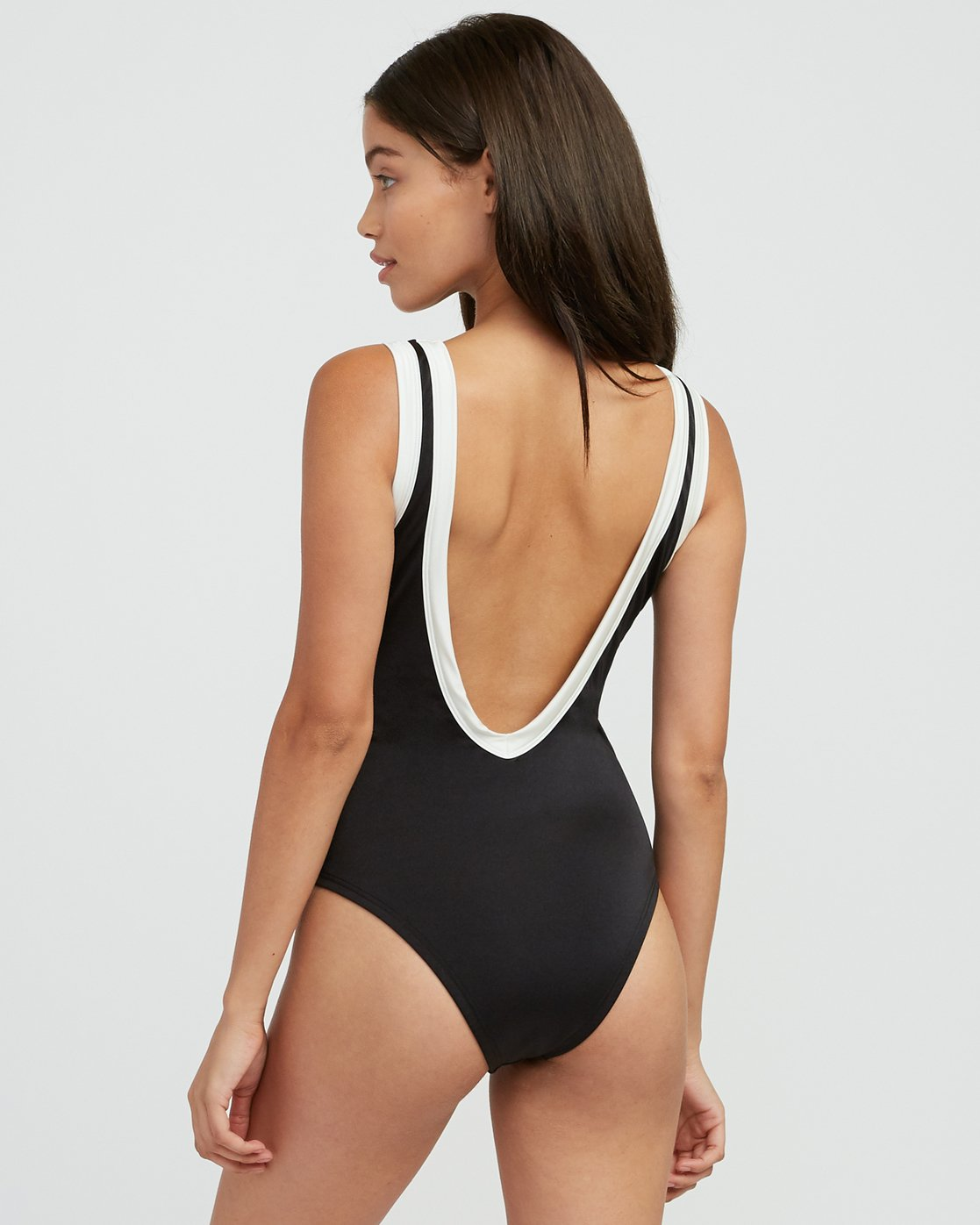 2 Coasting One Piece Swimsuit Black X123RSCO RVCA