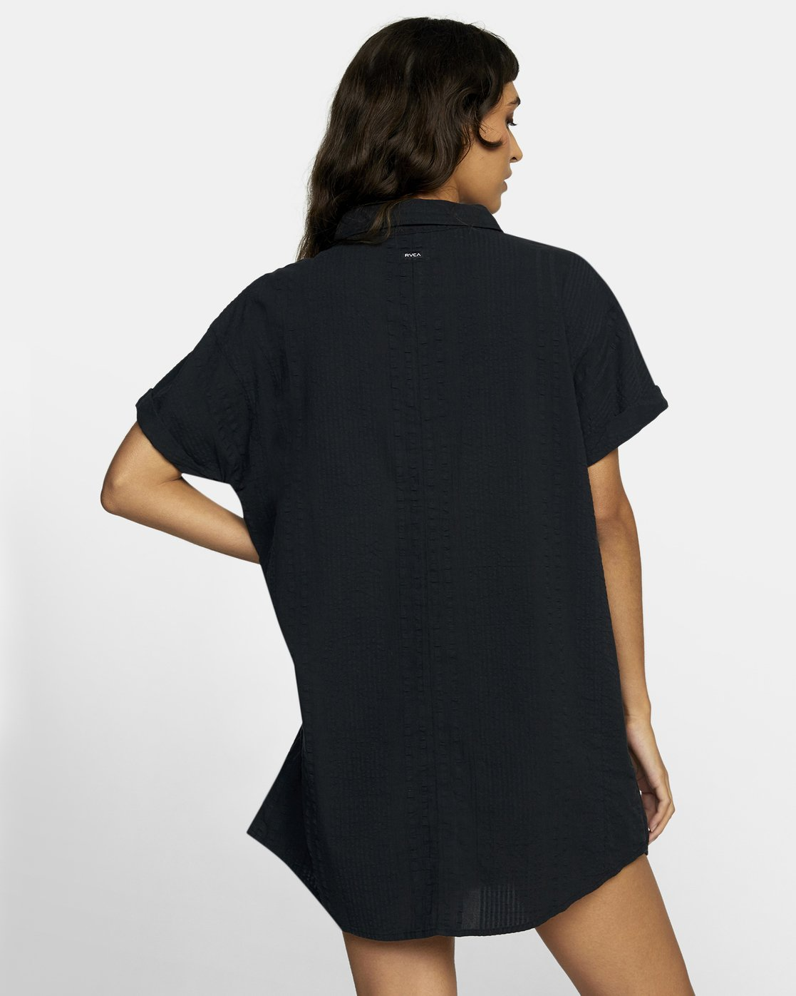 2 MILES DRESS Black XC012RMI RVCA