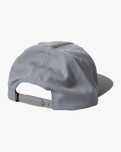 1 Boys' Strike Snapback Hat  AVBHA00107 RVCA