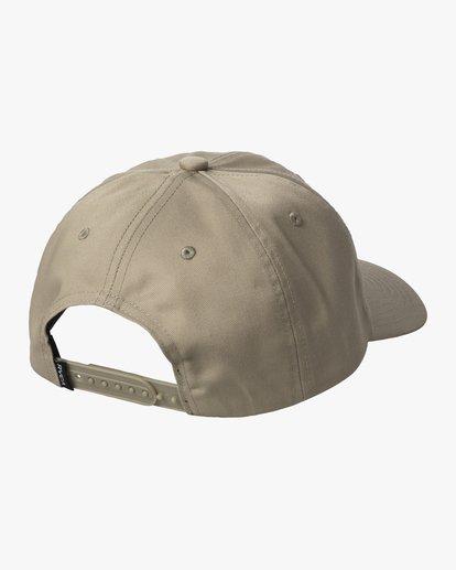 1 Boys' Dayshift Snapback Hat  AVBHA00110 RVCA