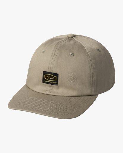 0 Boys' Dayshift Snapback Hat  AVBHA00110 RVCA