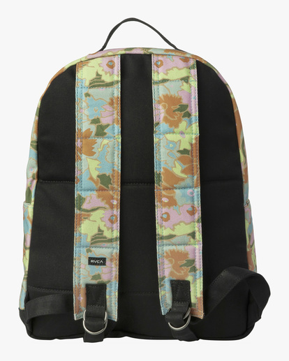 1 Holden Laptop Backpack Brown AVJBP00107 RVCA
