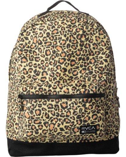 9 Holden Laptop Backpack Beige AVJBP00107 RVCA
