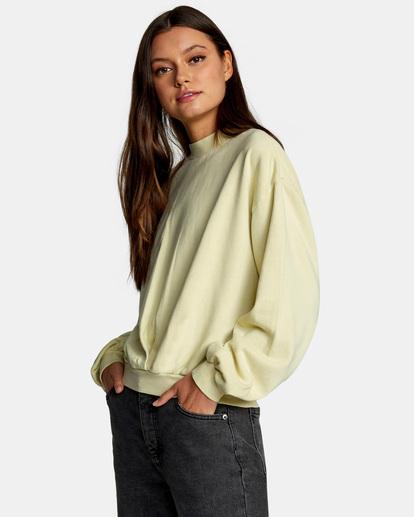 3 Take Out Sweater  AVJFT00122 RVCA