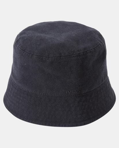 1 Drop In The Bucket Hat Black AVJHA00108 RVCA